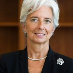 Lagarde, Christine (official portrait 2011)